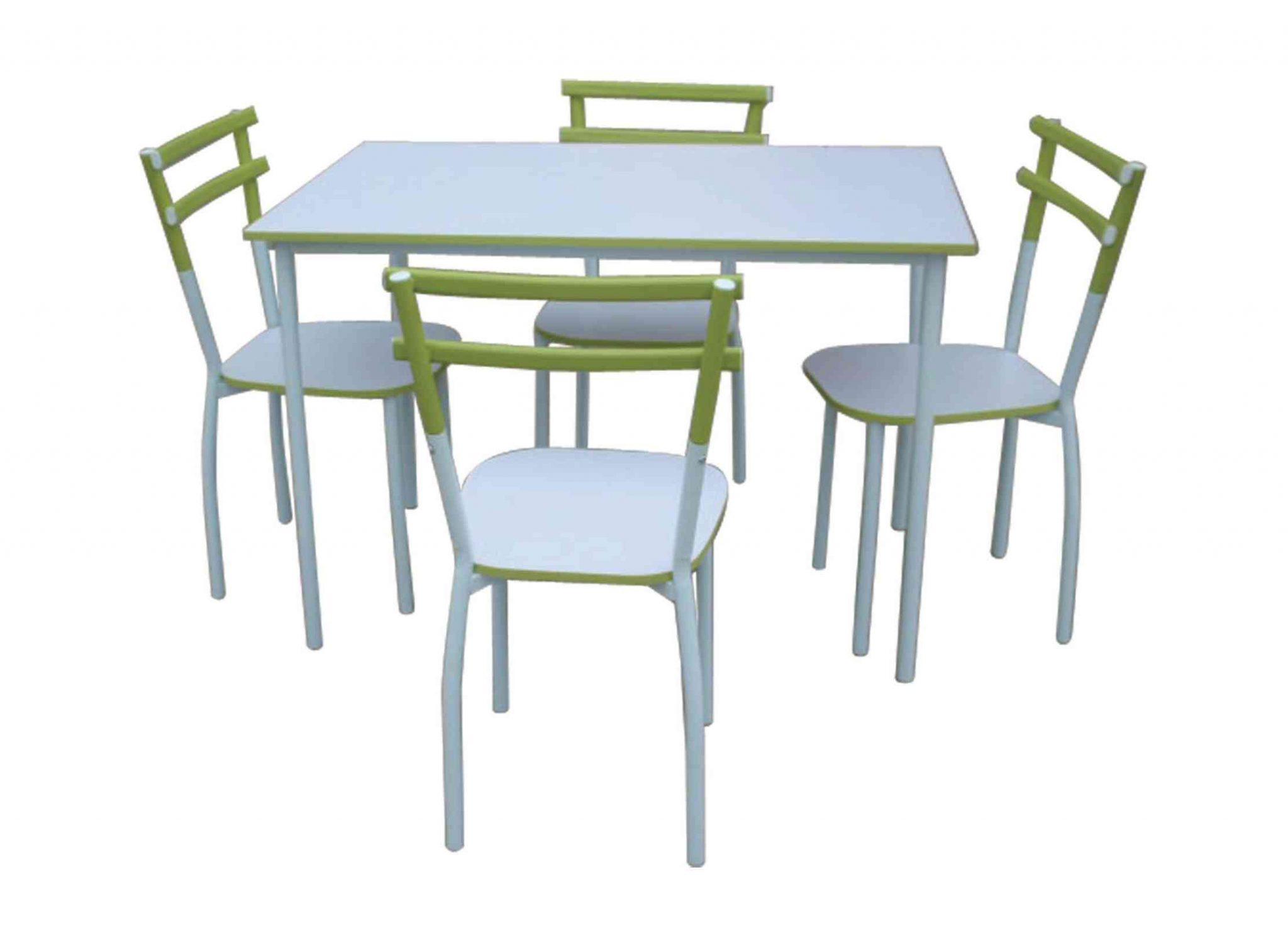 Table cuisine chaises le monde de l a - Table et chaise minnie ...