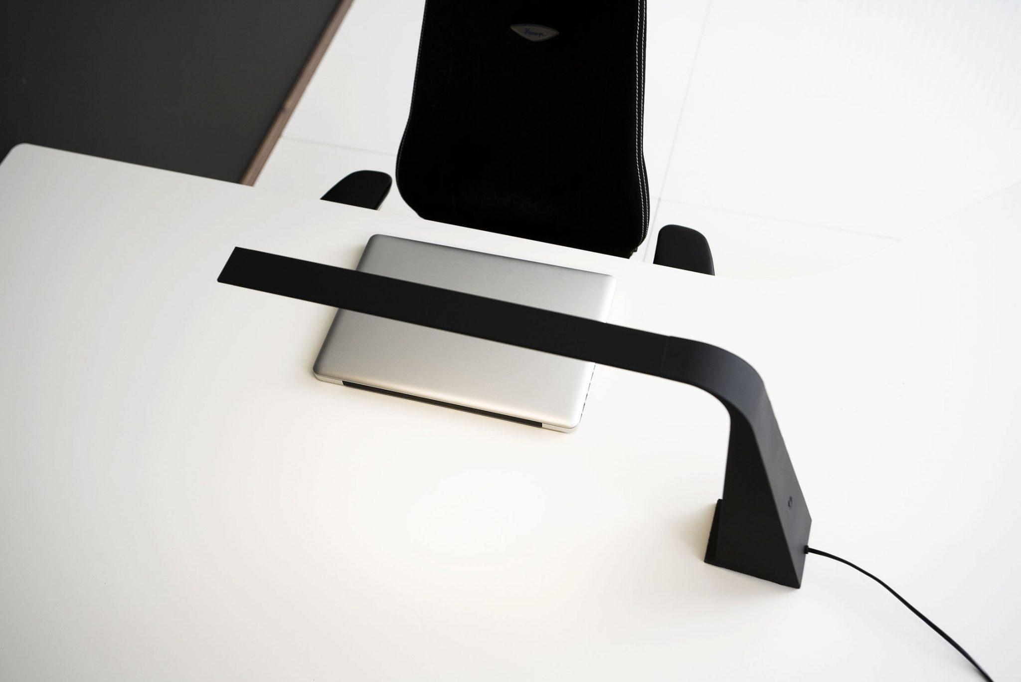 luminaire bureau design le monde de l a. Black Bedroom Furniture Sets. Home Design Ideas