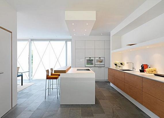 eclairage cuisine le monde de l a. Black Bedroom Furniture Sets. Home Design Ideas