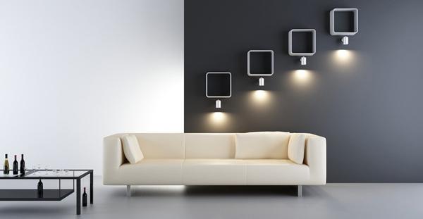 luminaire de salon moderne le monde de l a. Black Bedroom Furniture Sets. Home Design Ideas
