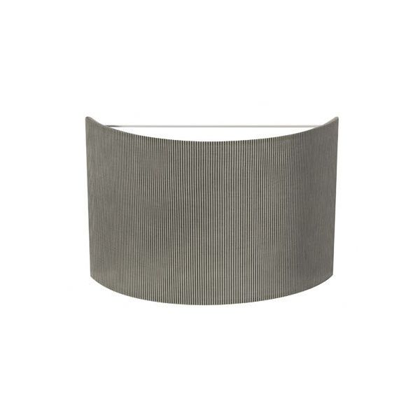 applique murale grise le monde de l a. Black Bedroom Furniture Sets. Home Design Ideas