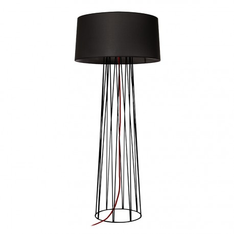 lampadaire contemporain le monde de l a. Black Bedroom Furniture Sets. Home Design Ideas