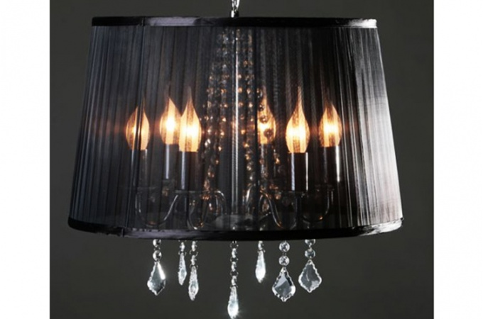 lustre en solde le monde de l a. Black Bedroom Furniture Sets. Home Design Ideas