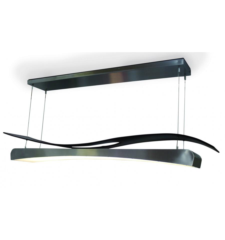 Lampe billard design le monde de l a for Lustres design contemporain