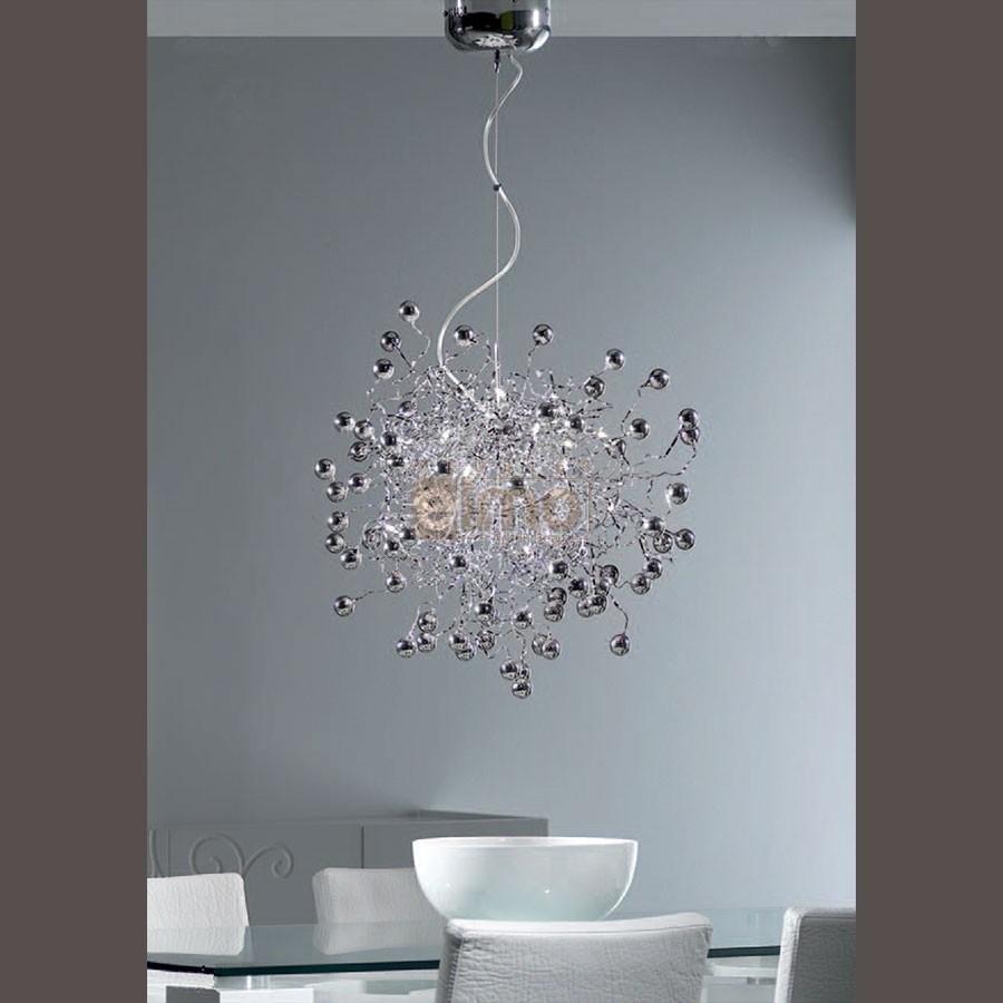 les lustres modernes le monde de l a. Black Bedroom Furniture Sets. Home Design Ideas