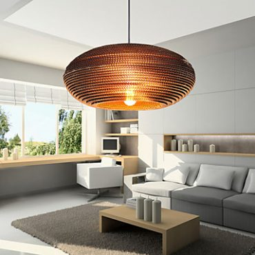 Lustre salon contemporain