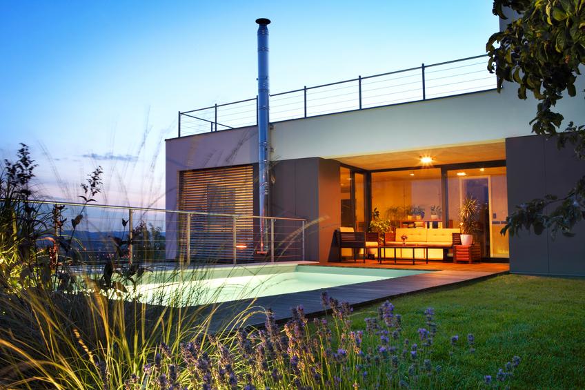 Maison moderne a vendre le monde de l a - Maison moderne de luxe a vendre ...