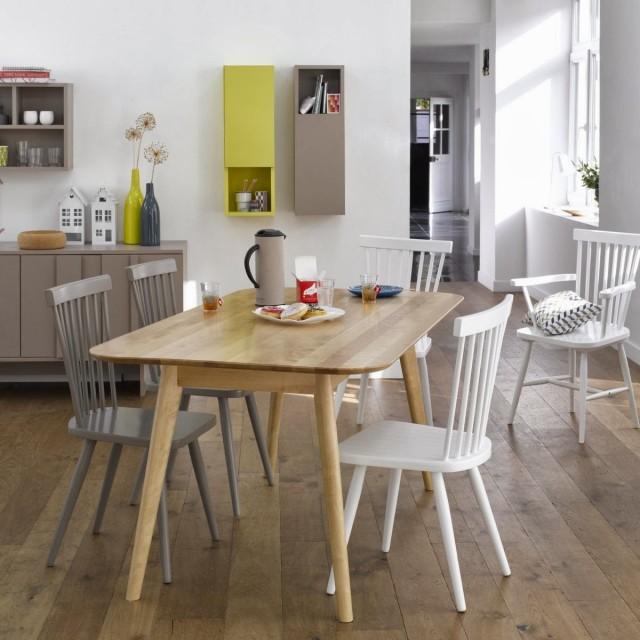 table style scandinave pas cher le monde de l a. Black Bedroom Furniture Sets. Home Design Ideas