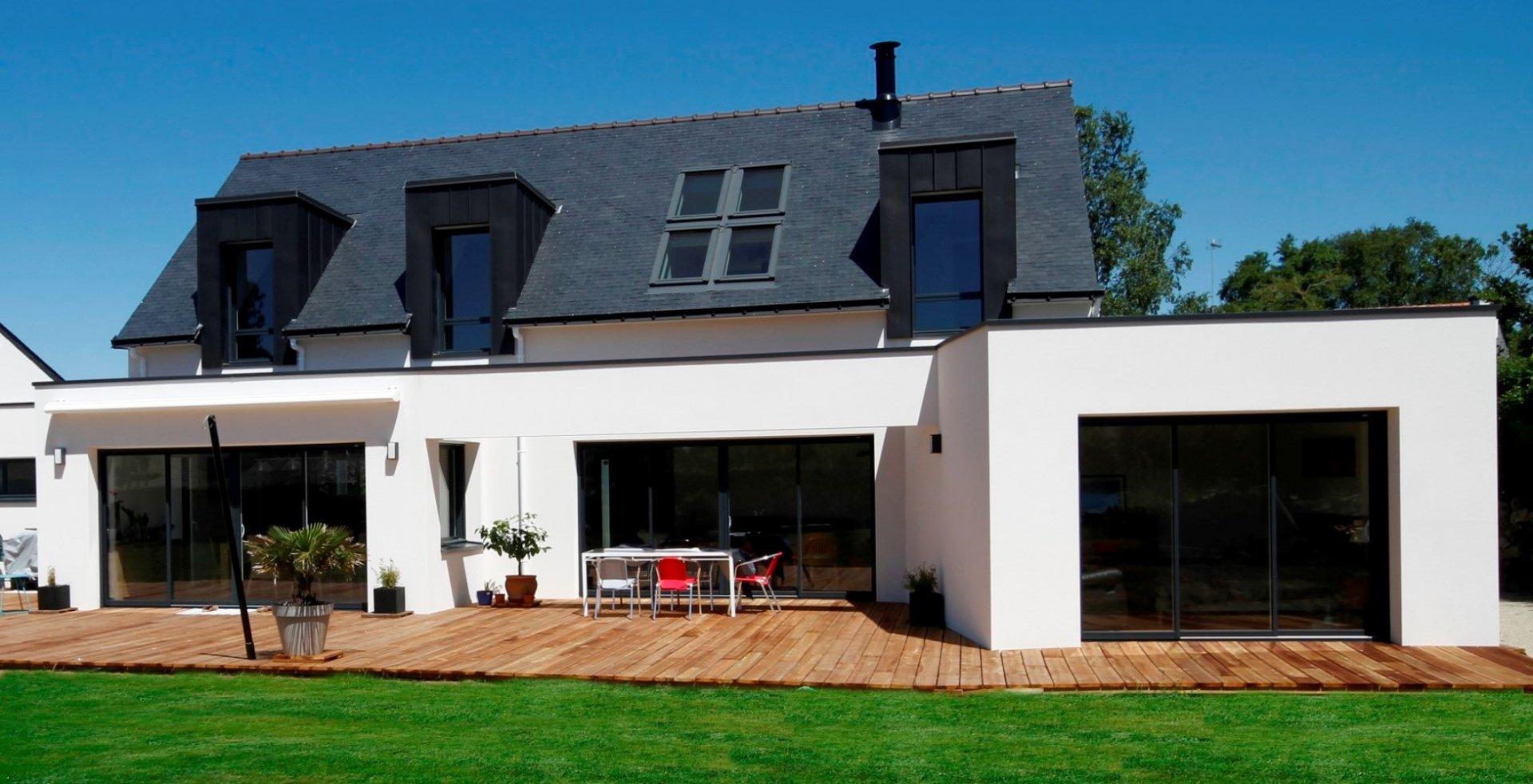 Combien coute une maison pr fabriqu e avie home - Combien coute une maison prefabriquee ...
