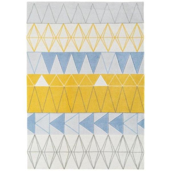 tapis tendance scandinave le monde de l a. Black Bedroom Furniture Sets. Home Design Ideas
