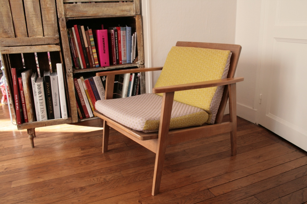 fauteuil bureau scandinave le monde de l a. Black Bedroom Furniture Sets. Home Design Ideas