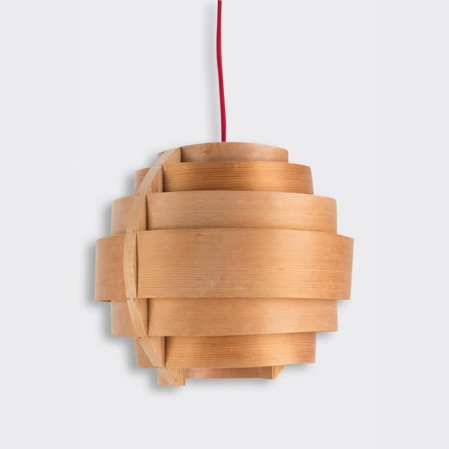 suspension scandinave bois le monde de l a. Black Bedroom Furniture Sets. Home Design Ideas