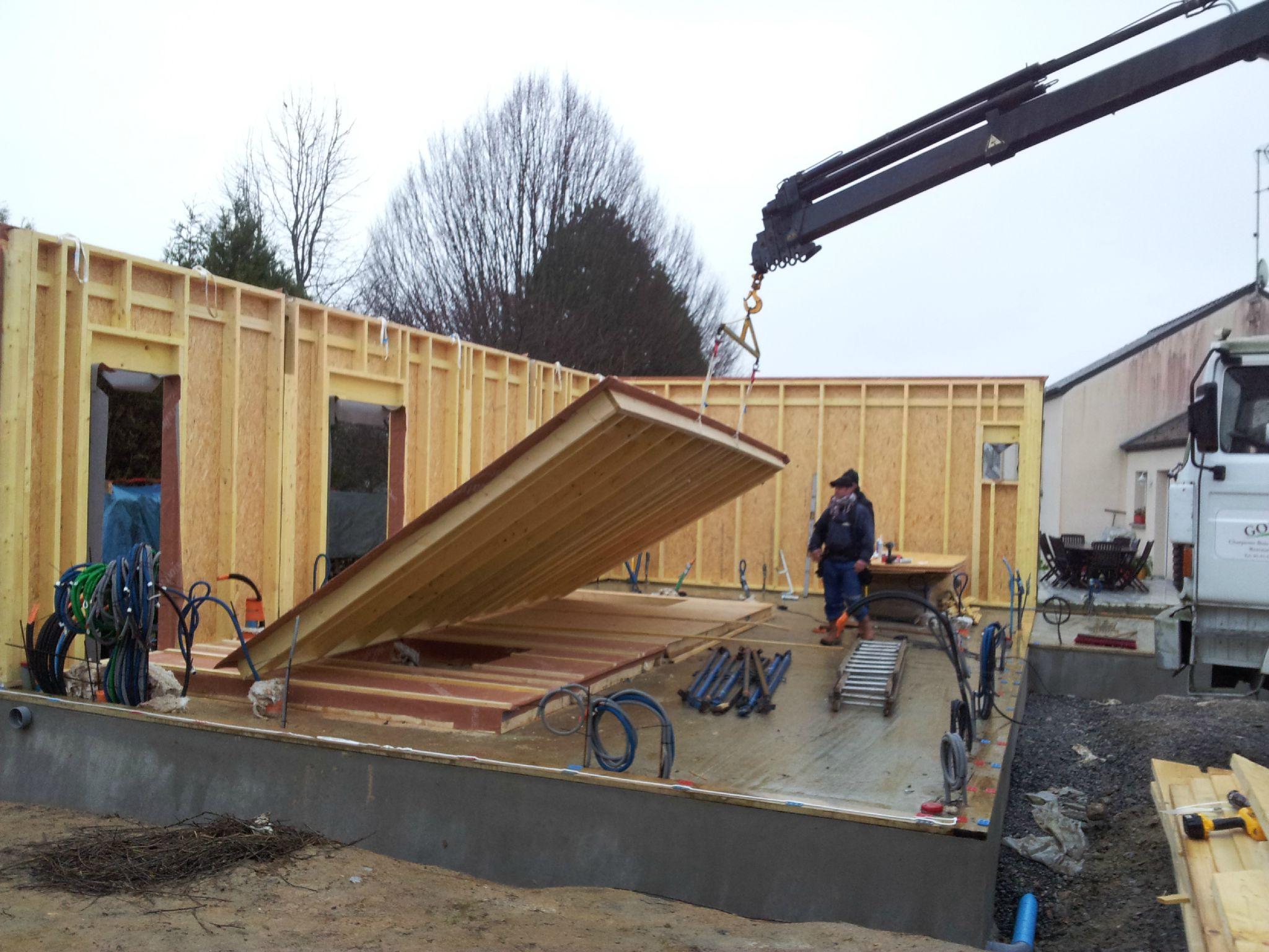 Maison neuve pas cher le monde de l a for Autoconstruction maison prix