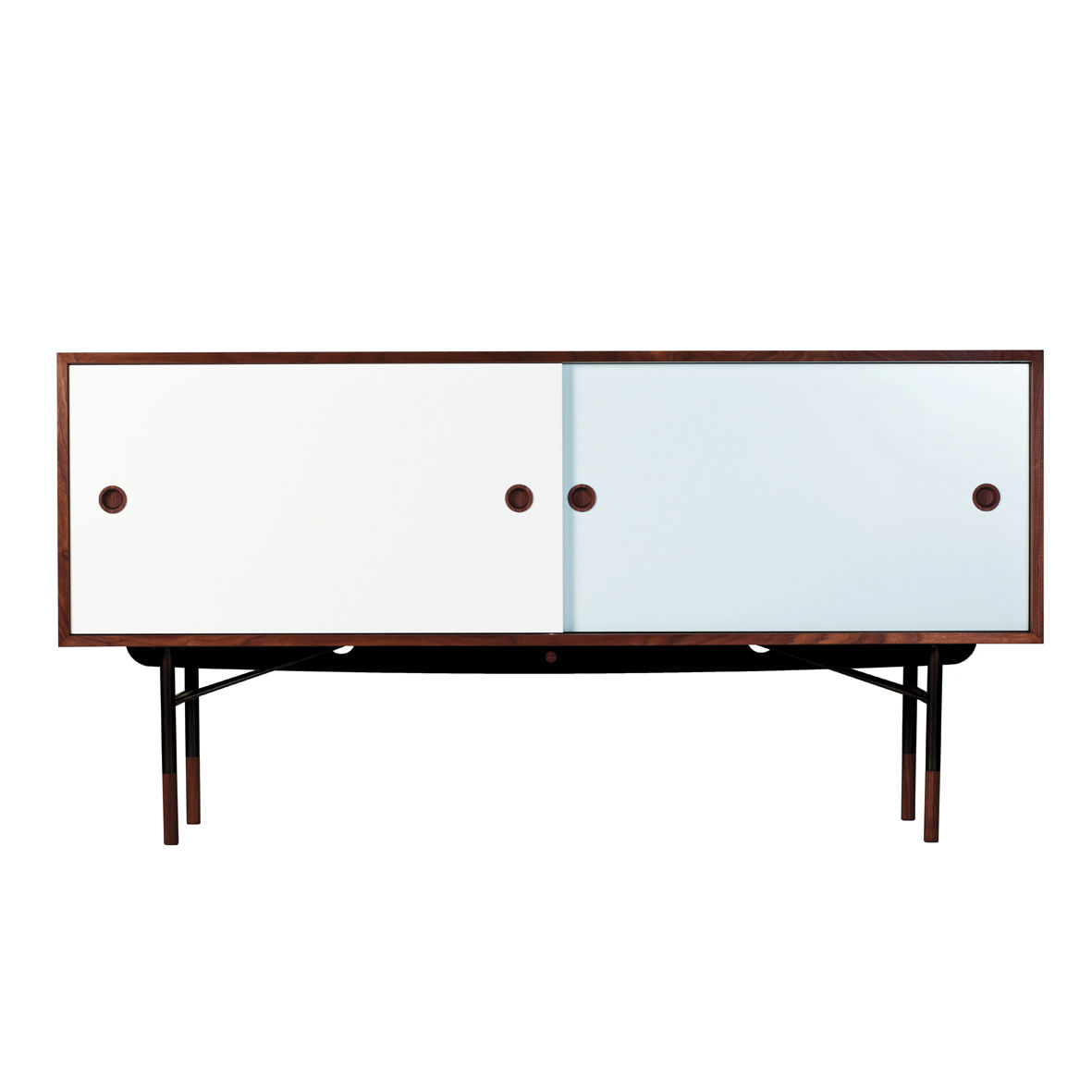 buffet scandinave ikea le monde de l a. Black Bedroom Furniture Sets. Home Design Ideas