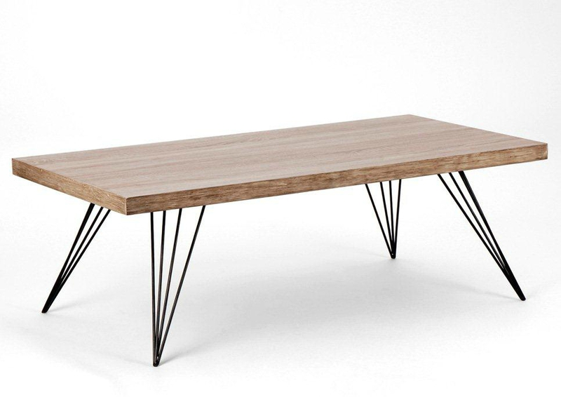Table de salon style scandinave le monde de l a for Table salon style scandinave