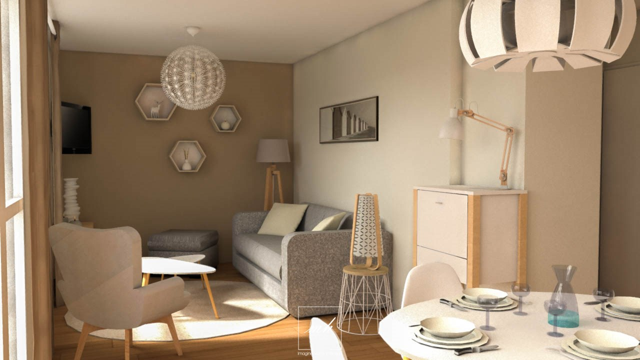 Meuble sejour contemporain le monde de l a for Meuble living sejour