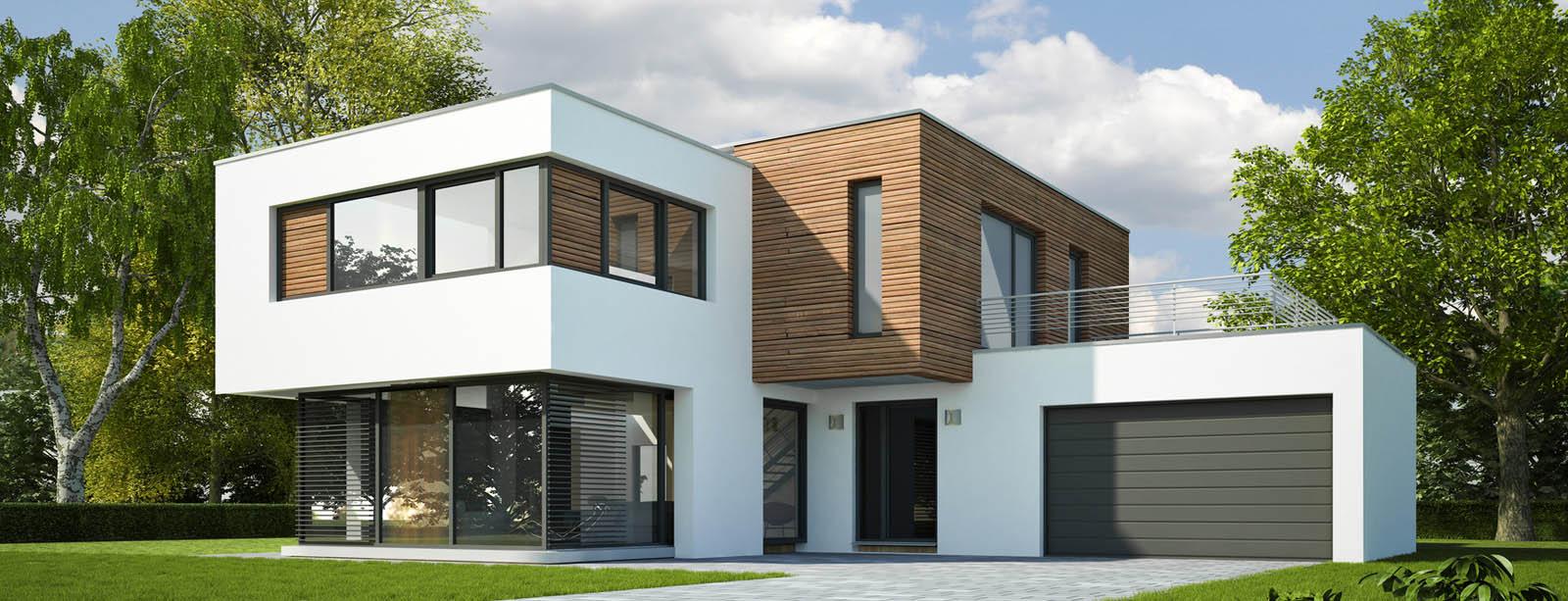 faire construire une maison le monde de l a. Black Bedroom Furniture Sets. Home Design Ideas