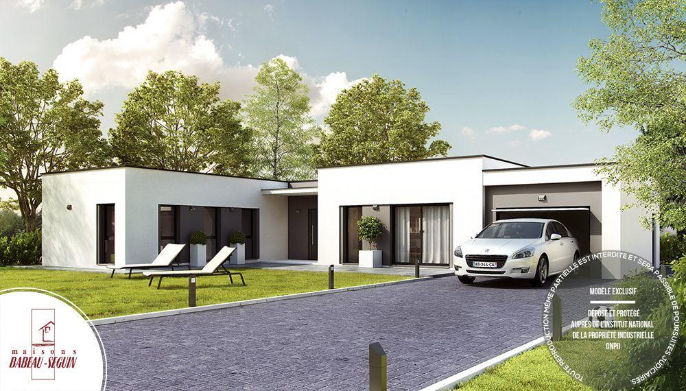 Construire sa maison pas cher simple maison saint basile - Maison simple a construire ...