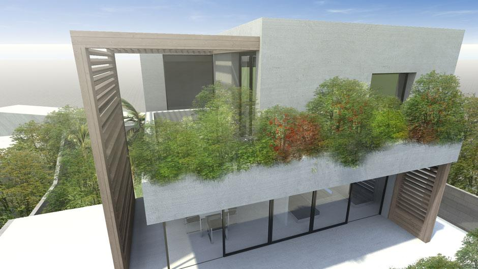 Architecture des villas modernes le monde de l a for Architecture des villas modernes
