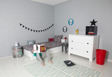 Meuble design enfant le monde de l a - Ambiance chambre ado ...