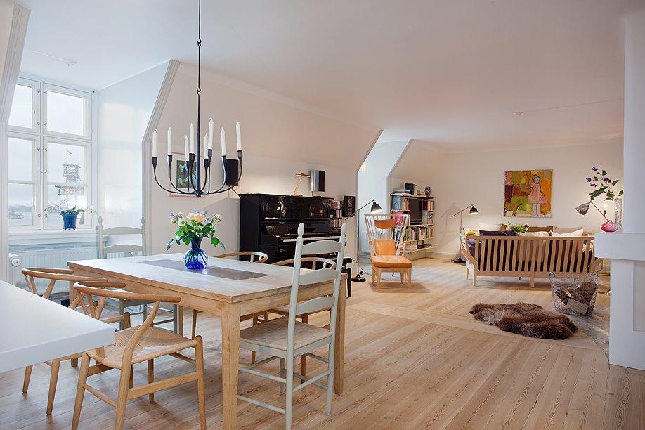 deco ambiance nordique le monde de l a. Black Bedroom Furniture Sets. Home Design Ideas