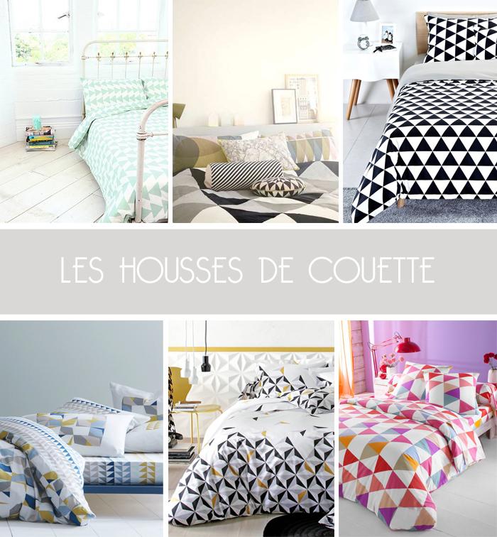 housse de couette style scandinave le monde de l a. Black Bedroom Furniture Sets. Home Design Ideas