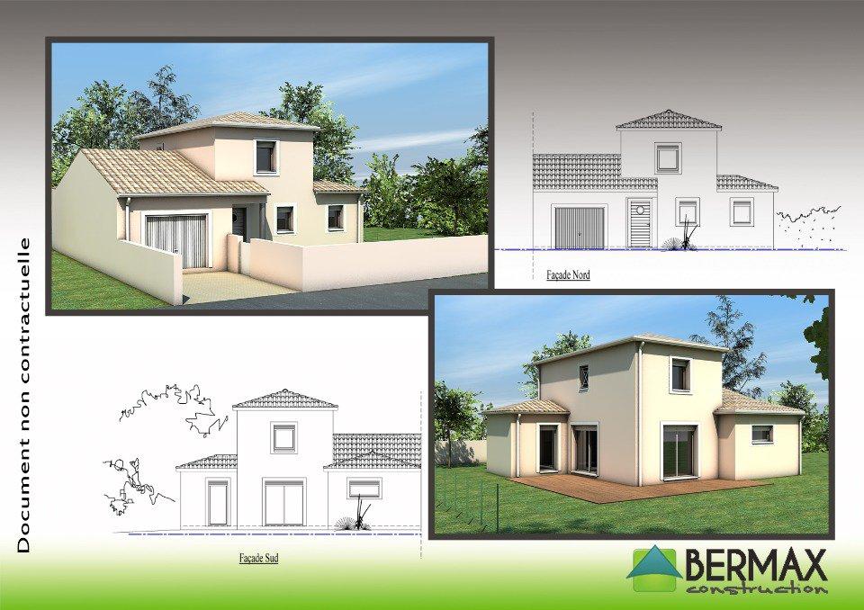 Model de maison a construire awesome plan de maison etage chambres comeback with model de - Modele de maison a construire ...