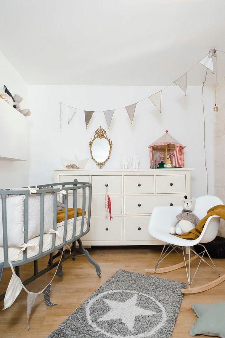 Deco scandinave chambre fille - Le monde de Léa
