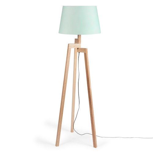 Lampe Scandinave Bois Le Monde De Lea