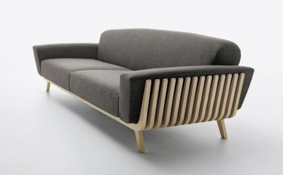 mobilier style nordique le monde de l a. Black Bedroom Furniture Sets. Home Design Ideas
