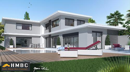 Maison contemporaine belgique le monde de l a Constructeur maison container belgique