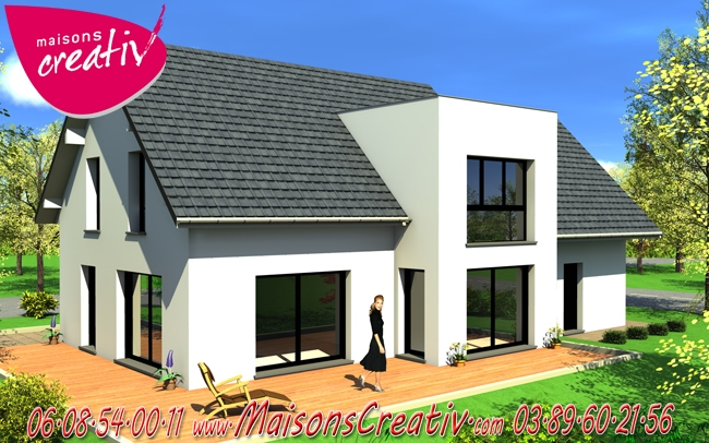 Prix maison best prix maison with prix maison elegant for Construction maison bbc prix