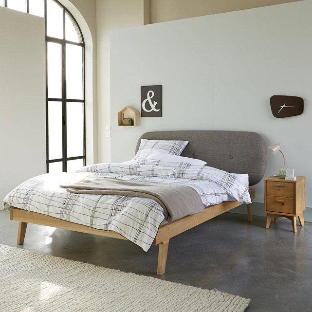 tete de lit scandinave le monde de l a. Black Bedroom Furniture Sets. Home Design Ideas
