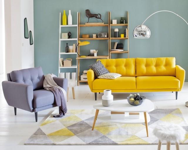 tapis deco scandinave le monde de l a. Black Bedroom Furniture Sets. Home Design Ideas