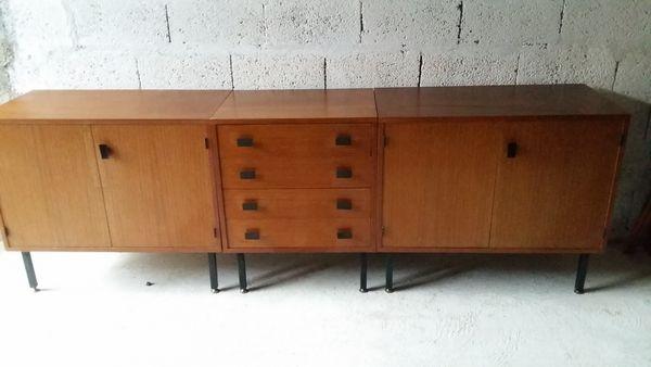 meuble scandinave occasion le monde de l a. Black Bedroom Furniture Sets. Home Design Ideas