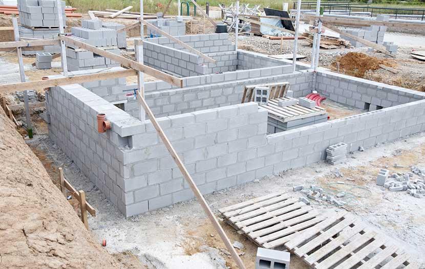 Comment Construire Une Maison  Le Monde De La