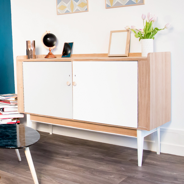 D co meuble scandinave le monde de l a for Idee renovation meuble