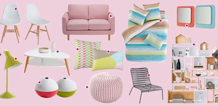 deco scandinave pas cher le monde de l a. Black Bedroom Furniture Sets. Home Design Ideas