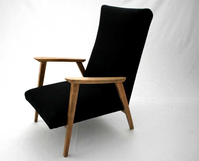 fauteuil scandinave soldes le monde de l a. Black Bedroom Furniture Sets. Home Design Ideas