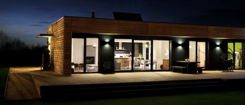 Maison design construction le monde de l a for Maison design construction