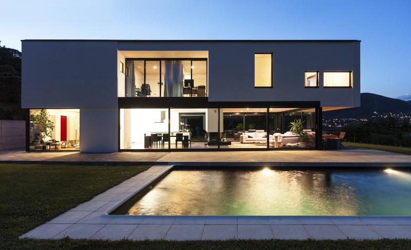 Prix maison contemporaine toit plat le monde de l a - Maison toit plat prix au m2 ...