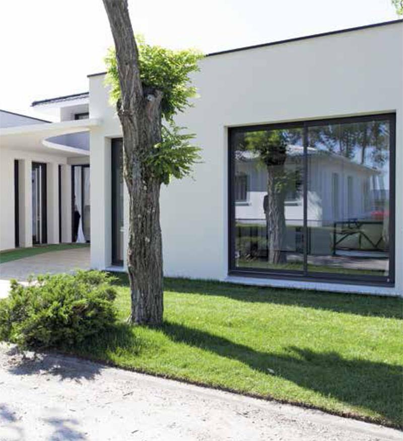 Constructeur maison gironde le monde de l a for Constructeur maison contemporaine gironde