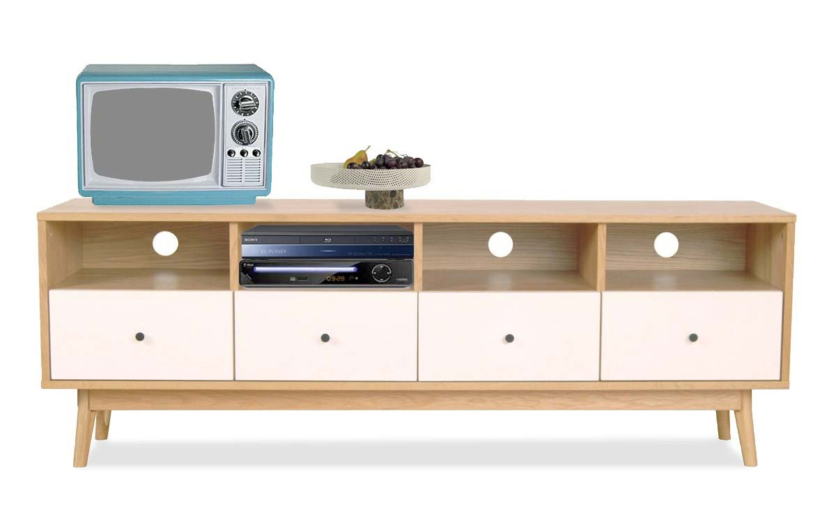 Meuble scandinave tv le monde de l a - Meuble scandinave paris ...