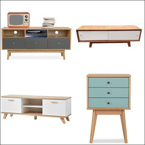 buffet style scandinave pas cher le monde de l a. Black Bedroom Furniture Sets. Home Design Ideas