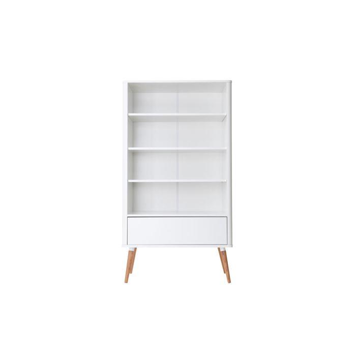 bibliotheque style nordique le monde de l a. Black Bedroom Furniture Sets. Home Design Ideas