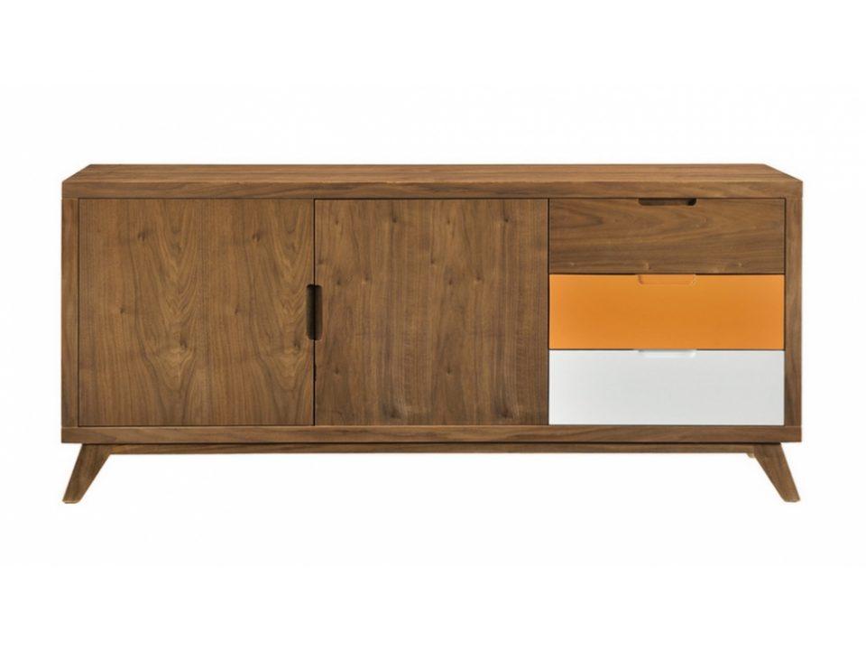buffet bas style scandinave le monde de l ale monde de l a. Black Bedroom Furniture Sets. Home Design Ideas