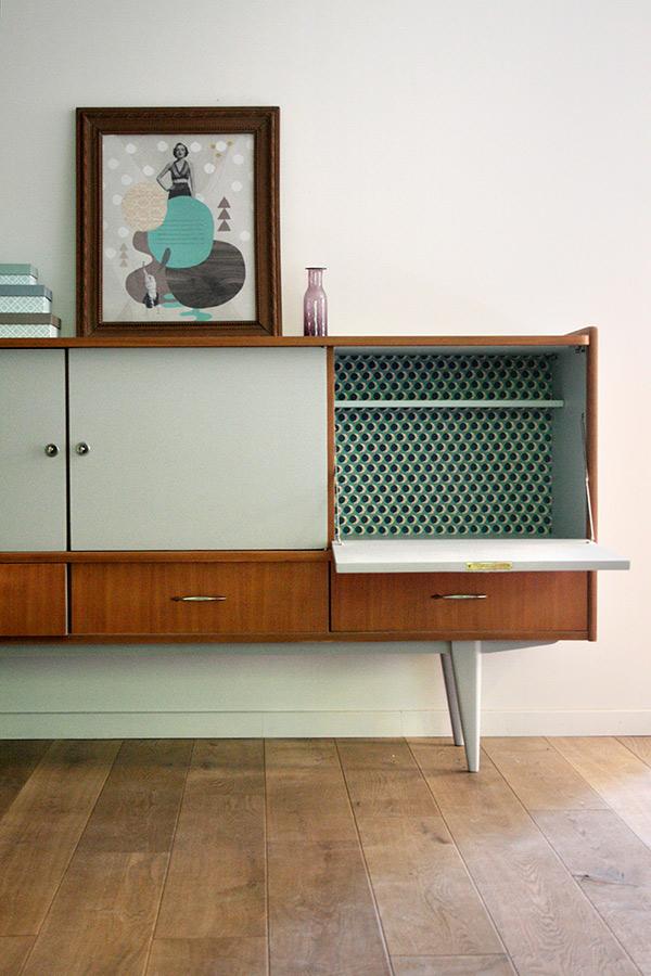 Meuble vintage scandinave le monde de l a - Le monde muebles ...