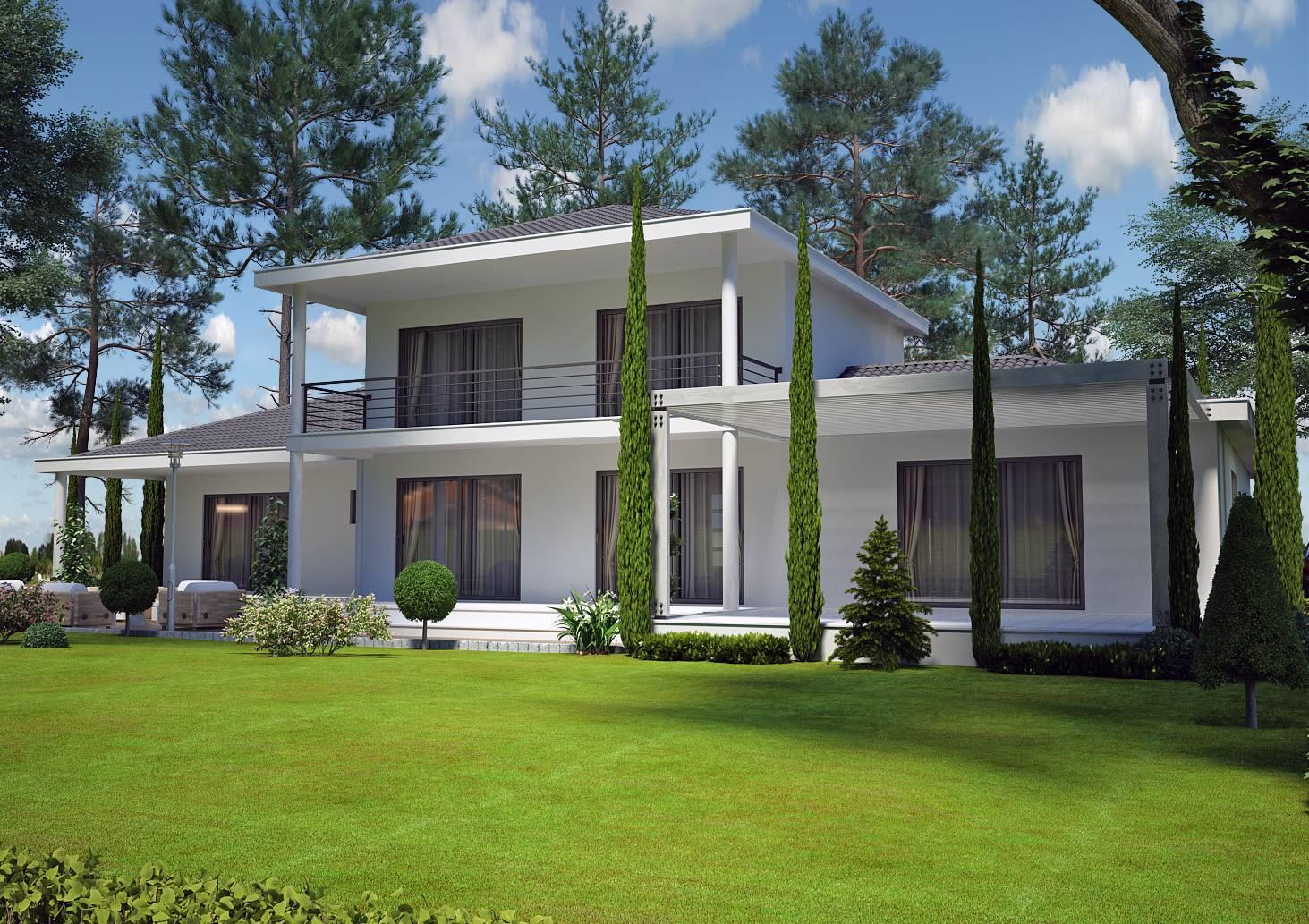 constructeur villa contemporaine le monde de l a