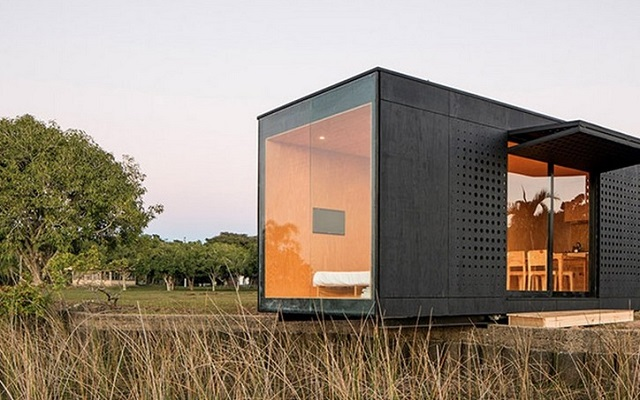 Bevorzugt Plan petite maison moderne - Le monde de Léa UA93