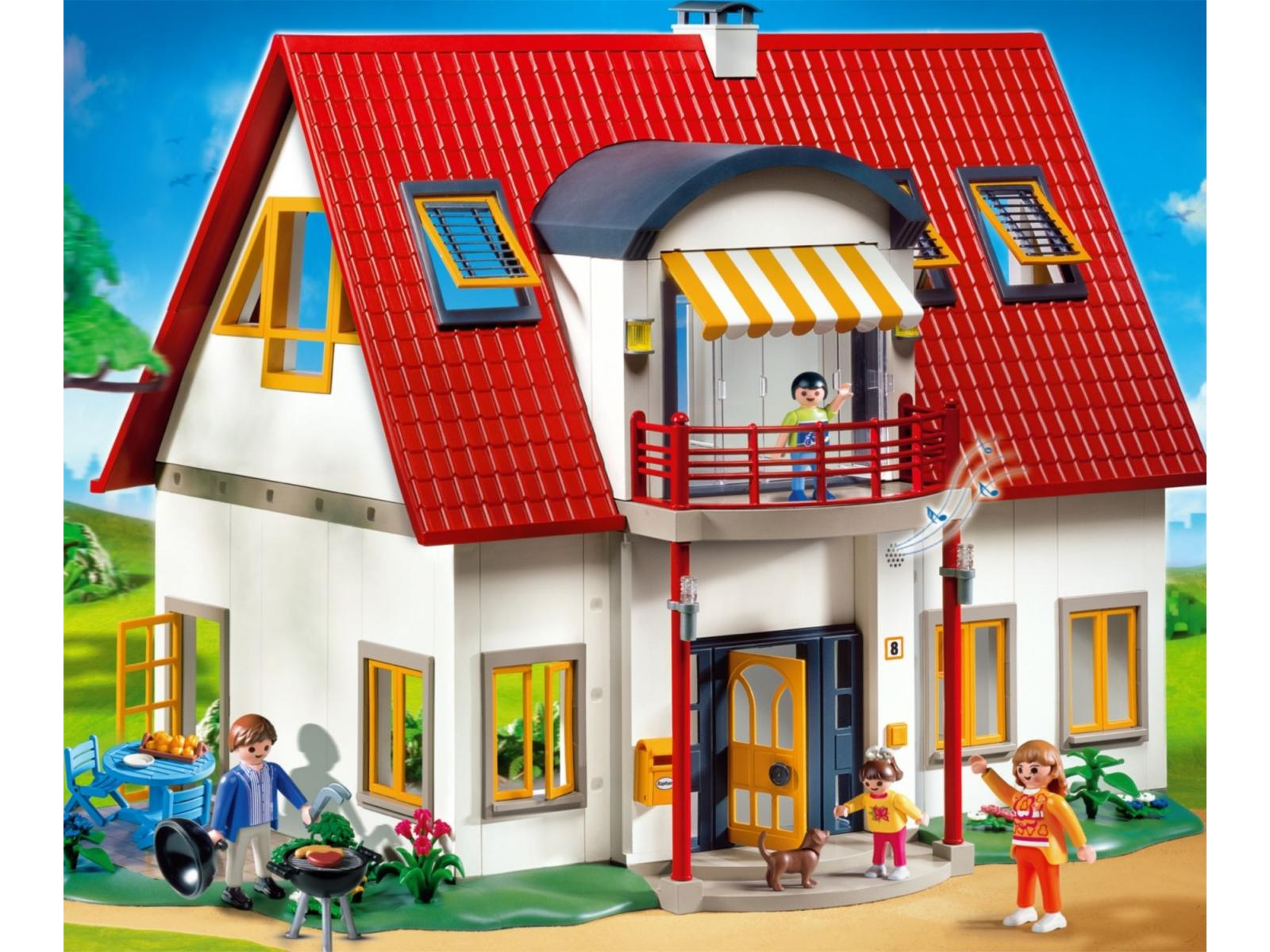 Hd wallpapers maison moderne playmobil belgique for Maison moderne playmobil